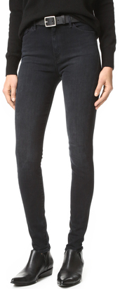 MOTHER The Super Swooner Jeans $208 thestylecure.com