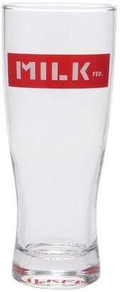 Milkfed. (ミルクフェド) - ミルクフェド BAR LOGO GLASS
