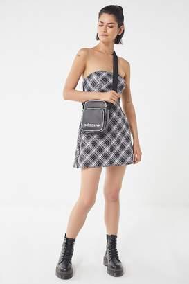 f4421f8312 ... Urban Renewal Vintage Remnants Plaid Tube Mini Dress