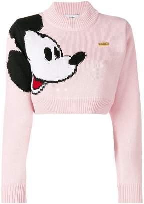Gcds Mickey Mouse knit sweater