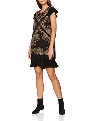 Sisley Women's Dress,(Manufacturer Size:44)