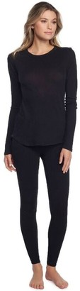 Barefoot Dreams Long-Sleeved Loose Jersey Crew