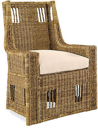 Ralph Lauren Home Sea-Grass Accent Chair