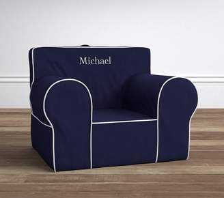 Pottery Barn Kids Oversized Anywhere Chair Slipcover Only