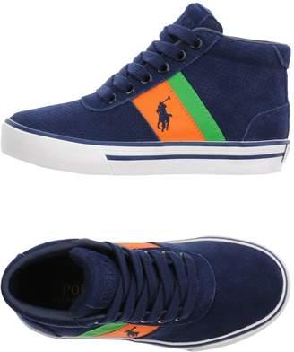 Ralph Lauren High-tops & sneakers - Item 11288151LJ