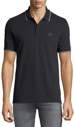 Belstaff Men's Stewarton Pique Polo Shirt