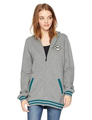Fox Junior's CORNERED Zip Hooded Sweatshirt