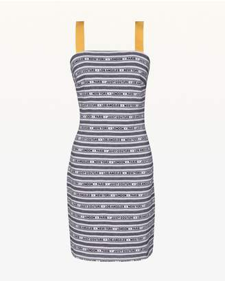 Juicy Couture Juicy Cities Jacquard Dress