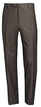 Brioni Men's Wool Dress Pants