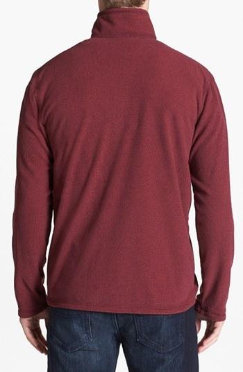 The North Face 'TKA 100 Glacier' Polartec® Fine Stripe Fleece Pullover