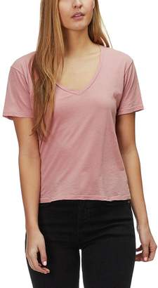 Project Social T The Softest V-Neck Top - Women's