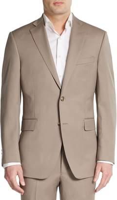 Saks Fifth Avenue Slim-Fit Wool Sportcoat