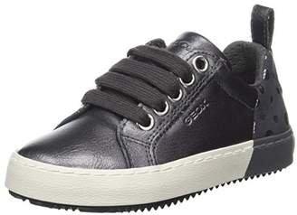 Geox Girl's J Kalispera G.A Sneakers,37 EU/