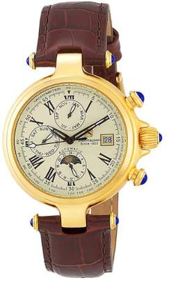 Steinhausen Men's TW391G Classic Marquise Automatic Gold Watch