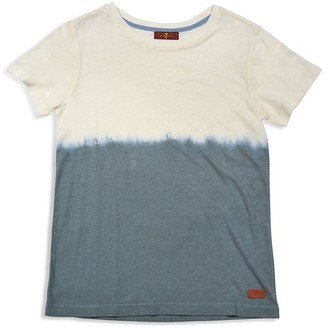 7 For All Mankind Boys' Dip-Dye Tee - Little Kid $30 thestylecure.com