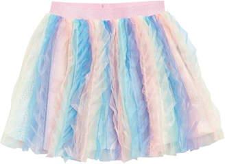 Truly Me Multicolor Sequin Tutu Skirt