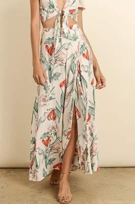 dress forum Floral Maxi Skirt