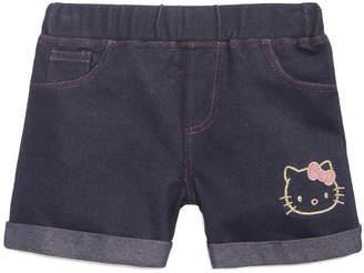 Hello Kitty Little Girls Pull-on Shorts