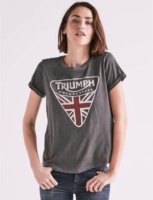 Lucky Brand Triumph Crew Tee