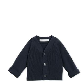 Burberry Cashmere Cotton Knit Cardigan