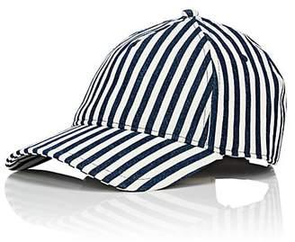 Rag & Bone Women's Marilyn Striped Baseball Cap