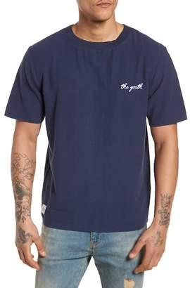 NATIVE YOUTH Broads Woven T-Shirt