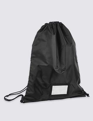 Marks and Spencer Kidsâ Back to School Drawstring Backpack