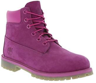 Timberland Kids 6-Inch Premium Boot, Nubuck, 6.5 M US Big Kid