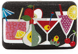 Judith Leiber Couture Seamless Happy Hour Clutch Bag