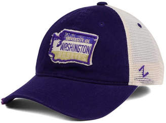 Zephyr Washington Huskies Roadtrip Patch Mesh Cap