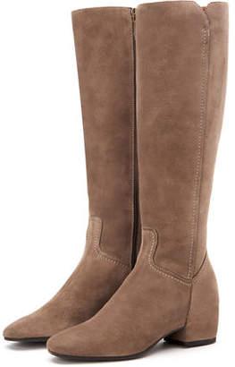 Aquatalia Ulu Tall Suede Boots