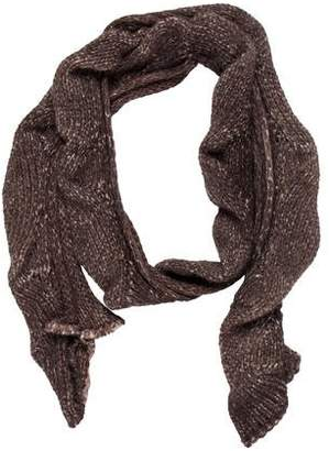 Henry Beguelin Knit Cashmere Scarf