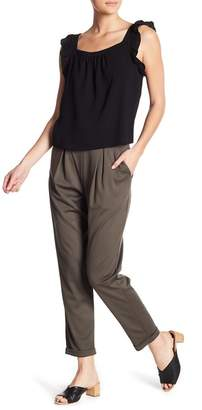 CAD Front Plated Pants