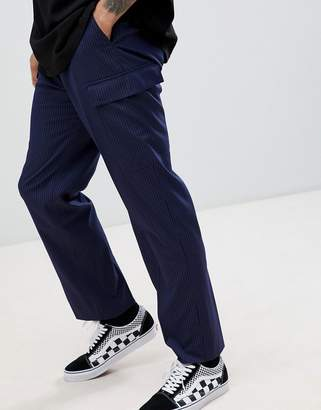 Weekday Limited Edition Hare Striped Smart Joggers