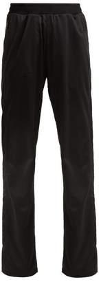 Valentino Vltn Print Technical Track Pants - Womens - Black