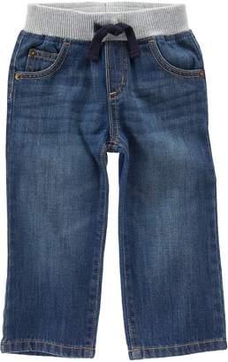 Crazy 8 Crazy8 Toddler Ribbed Waist Jeans