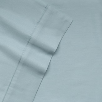 Kassatex Letto Solid 300-Thread Count Combed Cotton Sateen Sheets