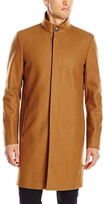 Theory Men's Belvin Voedar Wool Coat