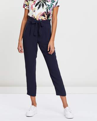 Only Florence Fall High-Waisted Pants