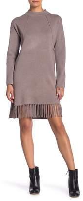 Raga Lori Fringe Trim Dress