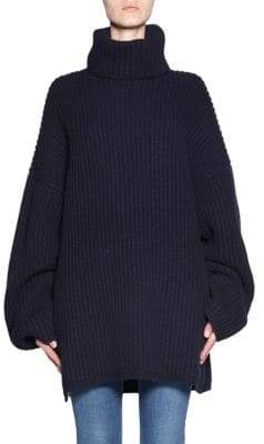 Acne Studios Oversized Wool Turtleneck