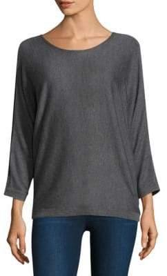 Splendid Heathered Pullover