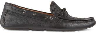 Bottega Veneta Cervo leather moccasins