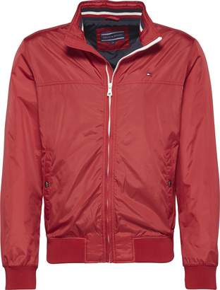Tommy Hilfiger Men's Nylon Rib Bomber Jacket