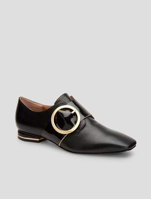 Calvin Klein bessy buckle loafer