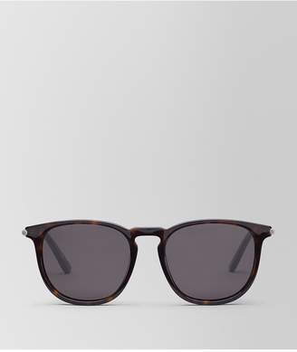 Bottega Veneta Havana Acetate Sunglasses
