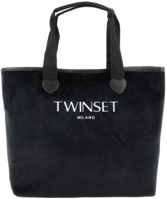Twin-Set TWIN SET Tote Bags Tote Bags Women Twin Set