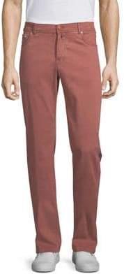 Kiton Classic Slim-Fit Jeans