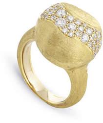 Marco Bicego 18k Gold Africa Medium Diamond Constellation Ring