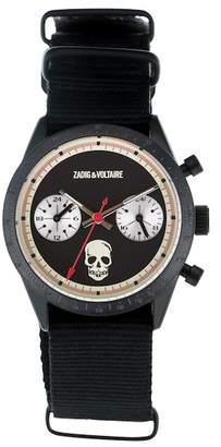 Zadig & Voltaire Unisex Master Quartz Watch, 36mm
